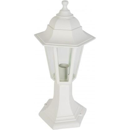 Столб уличный Apeyron Оскар 11-97 1хЕ27 цвет белый