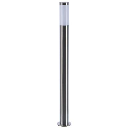 Купить Столб уличный Inspire BERGEN большой 1xE27х60 Вт 1 м сталь IP44 дешевле
