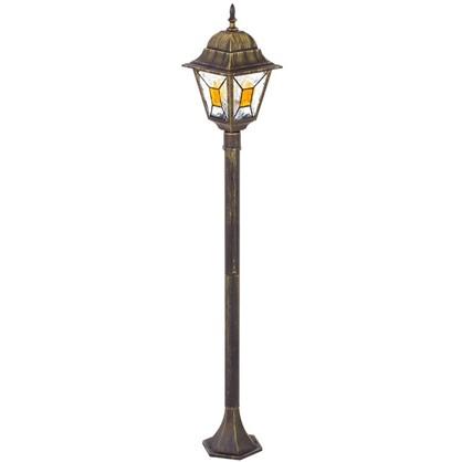 Купить Столб уличный Inspire Chester 1xE27х100 Вт 12 м декоративное стекло IP44 дешевле