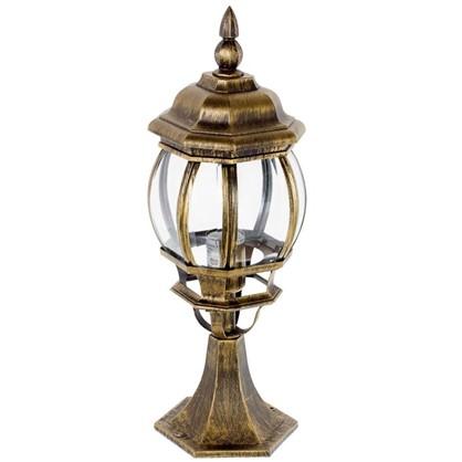 Купить Столб уличный Inspire Dubai малый 1xE27х100 Вт 495 см цвет бронзовый IP23 дешевле