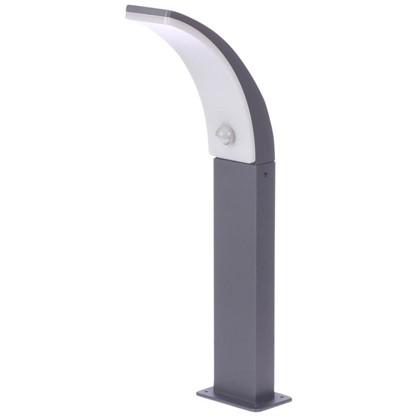 Купить Столб уличный светодиодный Inspire Lakko 11 Вт с датчиком движения холодный свет IP44 дешевле