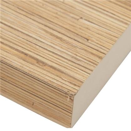 Купить Столешница барная 134 150х3.8х40 см ЛДСП/пластик цвет тростник дешевле