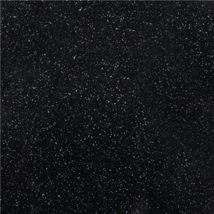 Купить Столешница под раковину 1000х470 мм цвет чёрный дешевле
