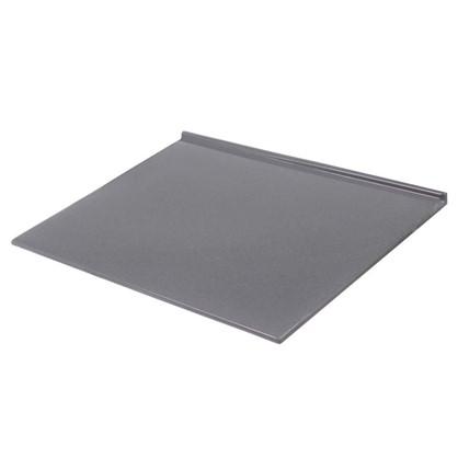 Столешница под раковину 800х470 мм цвет серый