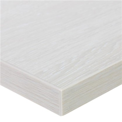 Столешница под раковину Порто 47х120 см цвет дуб белёный