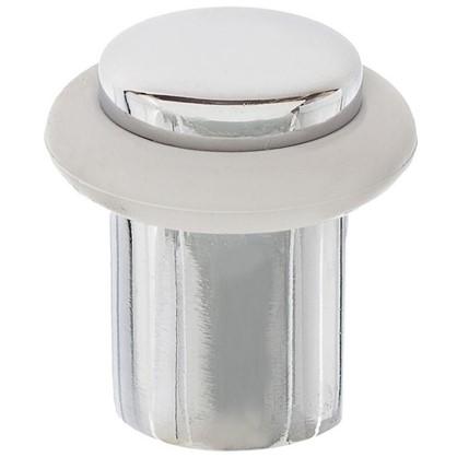 Купить Стопор дверной Apecs DS-0013-CR металл цвет хром дешевле