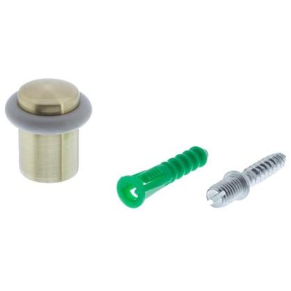 Купить Стопор дверной Apecs DS-0013-GM металл цвет матовое золото дешевле