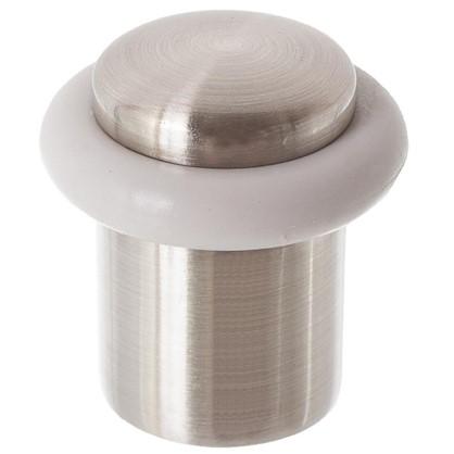 Купить Стопор дверной Apecs DS-0013-NIS металл цвет никель дешевле