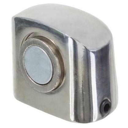 Стопор дверной Apecs DS-2751 ЦАМ цвет хром