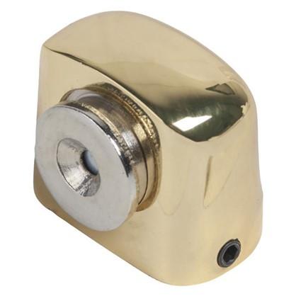 Купить Стопор дверной Apecs DS-2751 ЦАМ цвет золото дешевле