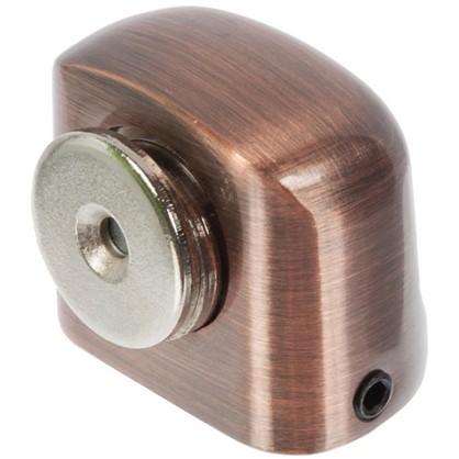 Стопор дверной Apecs DS-2751-M-AC ЦАМ цвет медь