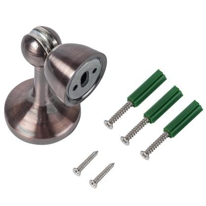 Стопор дверной Apecs DS-2761-M-AC ЦАМ цвет медь