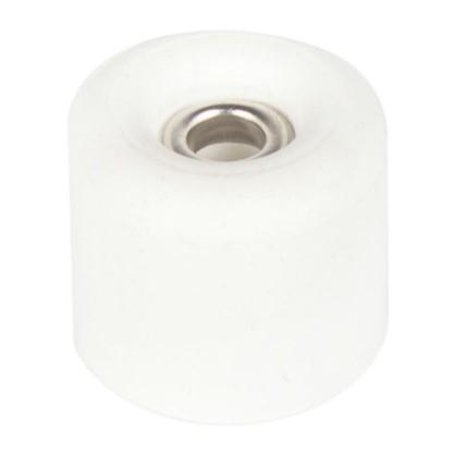 Купить Стопор дверной LDS011WH резина цвет белый дешевле