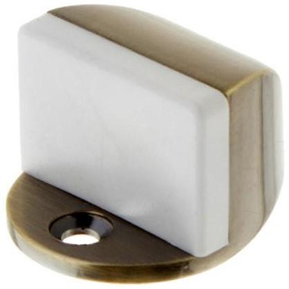 Купить Стопор дверной Palladium 01 ЦАМ цвет антик бронза дешевле