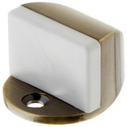 Стопор дверной Palladium 01 ЦАМ цвет антик бронза