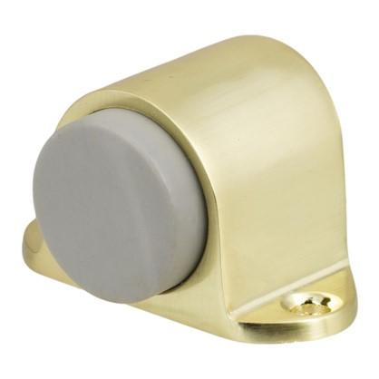 Стопор дверной Palladium 02 ЦАМ цвет матовое золото
