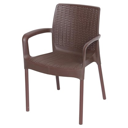 Стул Sheffilton SHT-S68 цвет коричневый