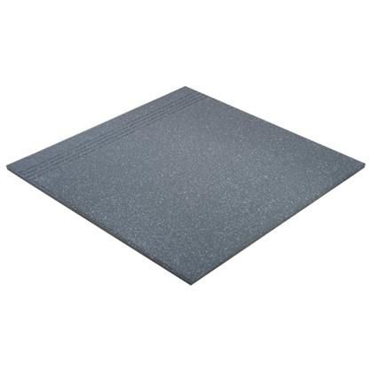 Ступень EG10 30х30 см 1.53 м2 керамогранит цвет чёрный