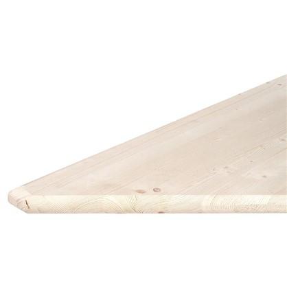 Купить Ступень треугольная 45° 40x900x900 мм хвоя сорт АВ дешевле