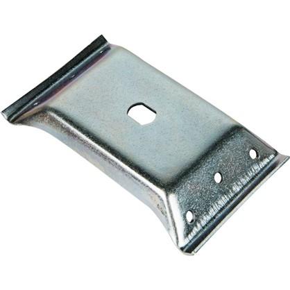 Стяжка столешницы Jet 468 118х70х18 мм сталь