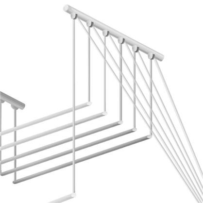Сушилка для белья потолочная Gimi Lift 140 8.4 м