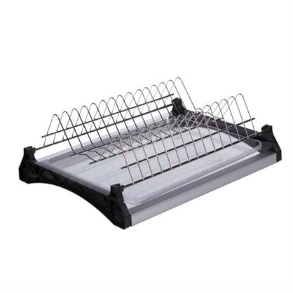 Сушилка для посуды с поддонм для верхнего шкафа 400 мм металл