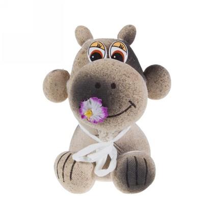Купить Сувенир садовый Травянчик Корова дешевле