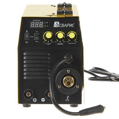 Инверторный сварочный аппарат Сварис 200 Комби 200 А до 4 мм