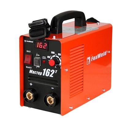 Купить Инверторный сварочный аппарат FoxWeld Мастер 162T 160 А до 4 мм дешевле