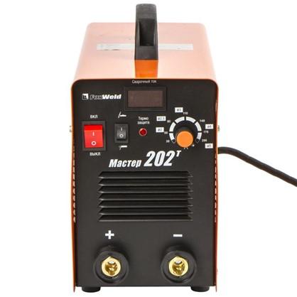 Купить Инверторный сварочный аппарат FoxWeld Мастер 202T 200 А до 5 мм дешевле
