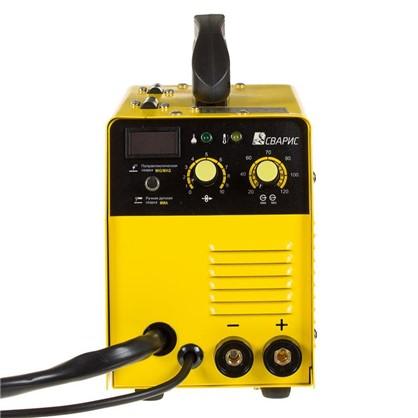 Инверторный сварочный аппарат полуавтомат Сварис 160 Комби 160 А