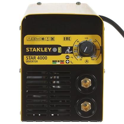 Инверторный сварочный аппарат Stanley Star 4000 160 А до 4 мм