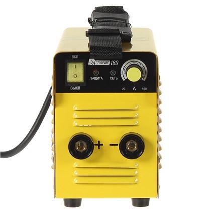 Инверторный сварочный аппарат Сварис 160 160 А до 4 мм