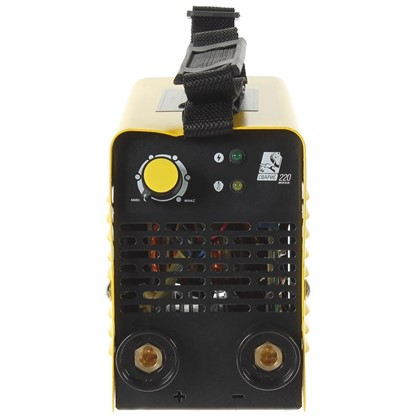 Сварочный аппарат мини инверторный 220А до 6 мм кейс