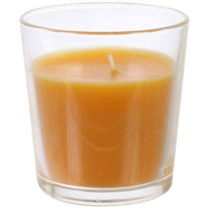 Купить Свеча ароматизированная в стакане Персик дешевле