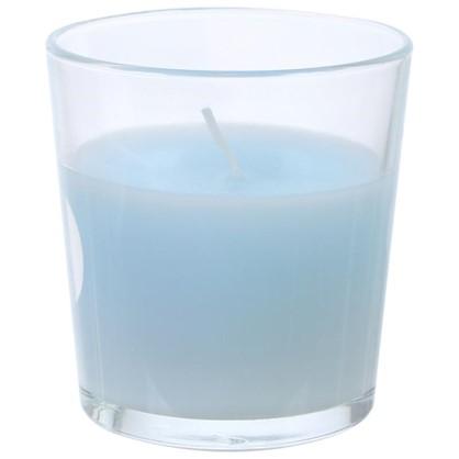 Свеча в стакане ароматизированная Антитабак