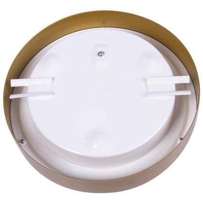 Светильник для сауны Терма-3 1xE27x60 Вт цвет золото IP65