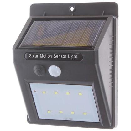 Светильник фасадный с датчиком движения Uniel 163 на солнечной батарее
