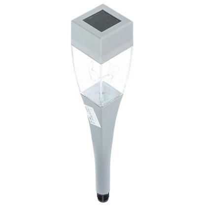Светильник Конус на солнечной батарее 38 см