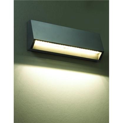 Светильник ландшафтный светодиодный Kaimas 3.8 Вт цвет темно-серый
