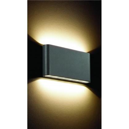 Светильник ландшафтный светодиодный Kaimas 6 Вт цвет темно-серый