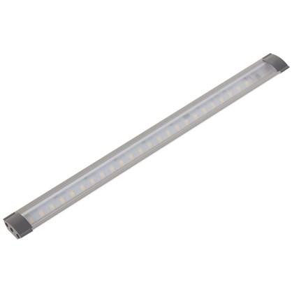 Светильник линейный 30 см 220В 3 режима сенсор