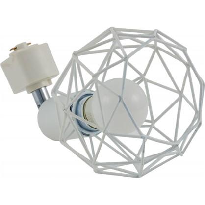 Светильник на шину Spiro E14x40 Вт цвет белый