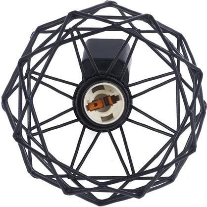 Светильник на шину Spiro E14x40 Вт цвет черный