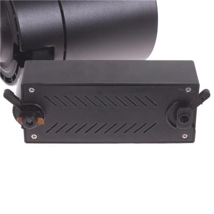 Светильник на шину светодиодный Attento 50 Вт цвет черный