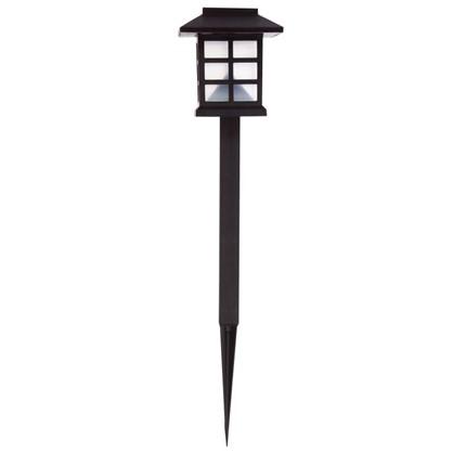 Светильник на солнечных батареях Inspire London Mood 38 см пластик цвет черный