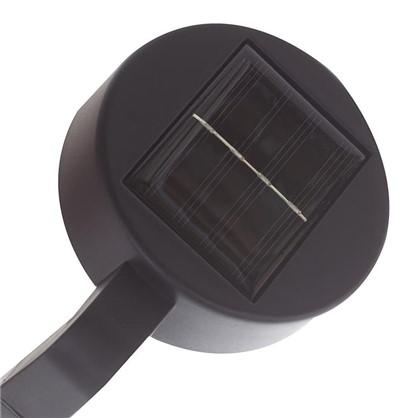 Светильник на солнечных батареях пластик