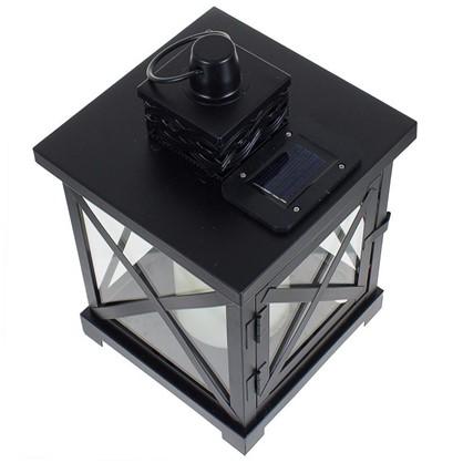 Светильник на солнечных батареях светодиодный Фонарь 1x006 Вт