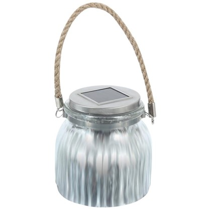 Купить Светильник на солнечной батарее Uniel цвет серебристый дешевле