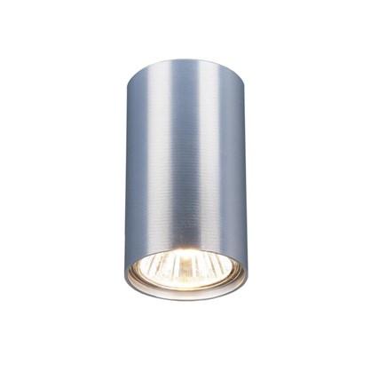 Накладной светильник Elektrostandard 1081 цоколь GU10 цвет сатиновый хром цена